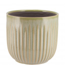 Keramik Kübel Susi, D7cm, H6cm, für TO6, hellgrün